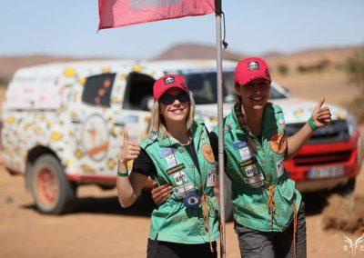 Solenne k et Anna k au Maroc