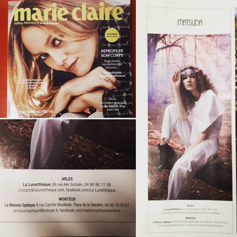 Marie Claire Mai 2018