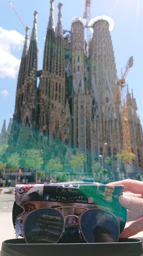 La Sagrada famillia Barcelone